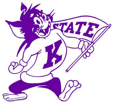 Willie the Wild Cat. I got love for Kansas State too!