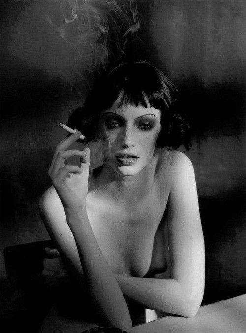 Magazine: Visionaire 49, Photographer: Peter Lindbergh,  Model: Milagros Schmoll