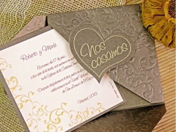 invitacin de boda 32719 httpwwwbodastylecomboda