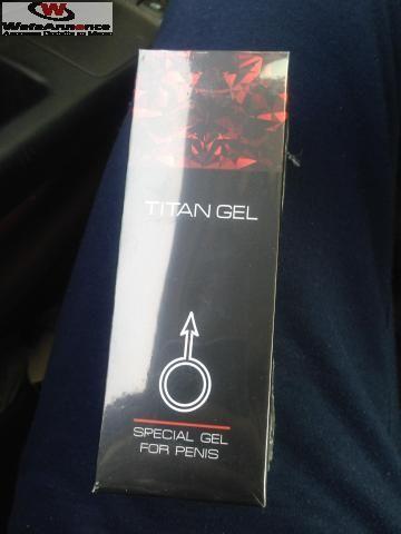 Acheter titan gel au maroc un prix de 700 dh Titan gel produit francais origine reste deux boites Efficace