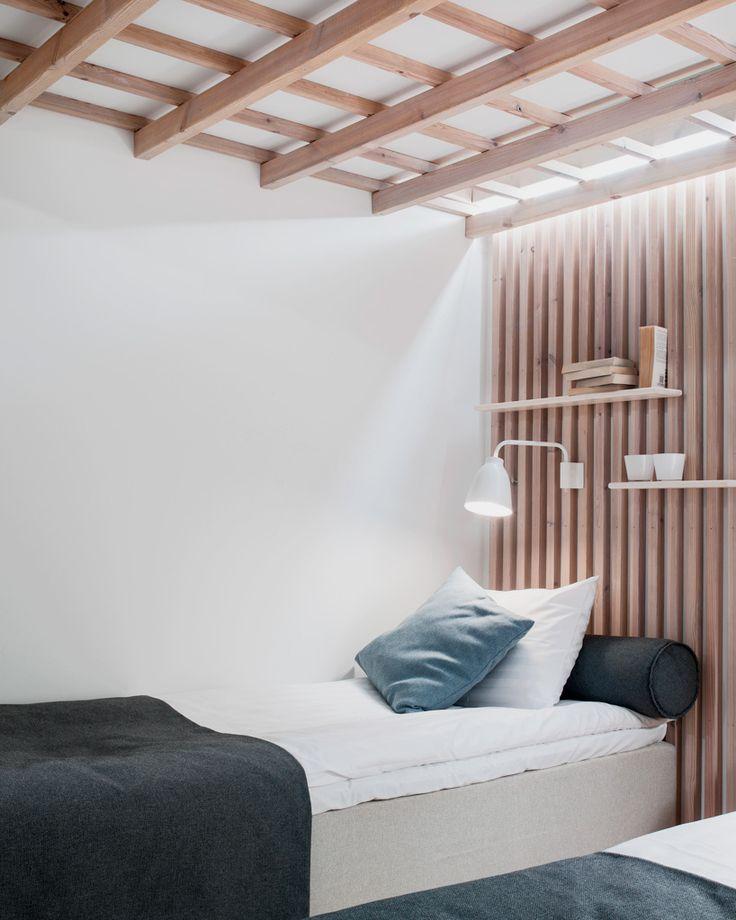 studio puisto dream hotel tampere finland designboom