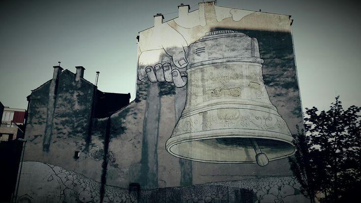 Podgórze - mural
