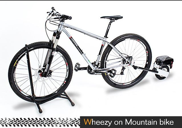 Conoce sobre Esta tercera rueda hará a tu bicicleta eléctrica