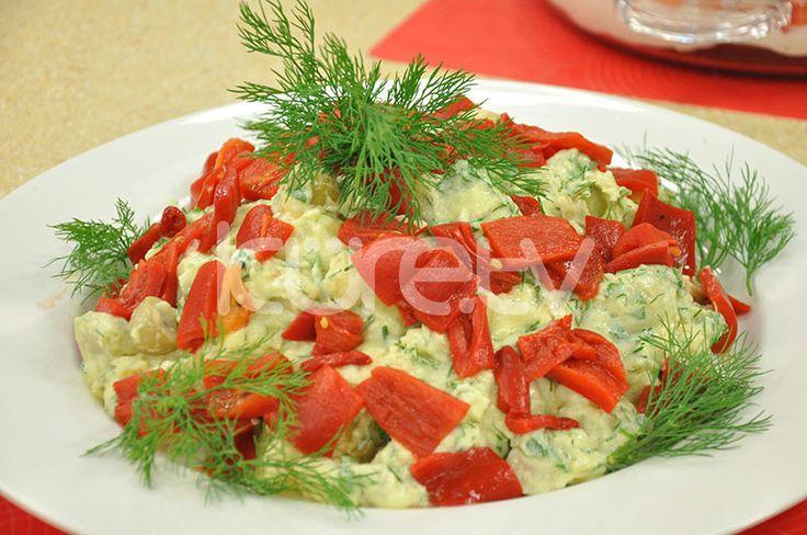 Enginar Salatası #Salata #EnginarSalatası http://www.kure.tv/foto-galeri/enginar-salatasi/1