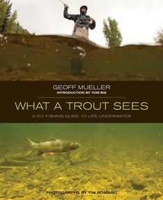 Fishing Book Review: 'What a Trout Sees' is a Must-Have for Fly Fishermen | Field & Stream