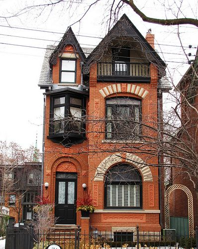 cabbagetown toronto - Google Search