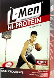 L-Men Hi-Protein Daily Formula