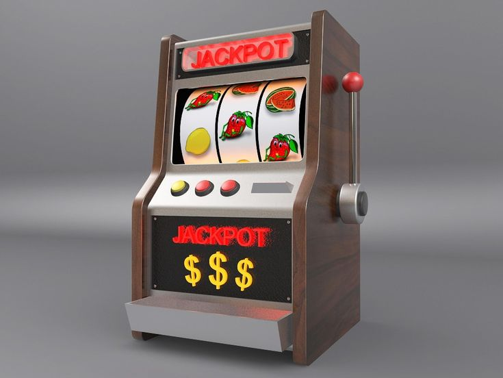 Slot 3d machine