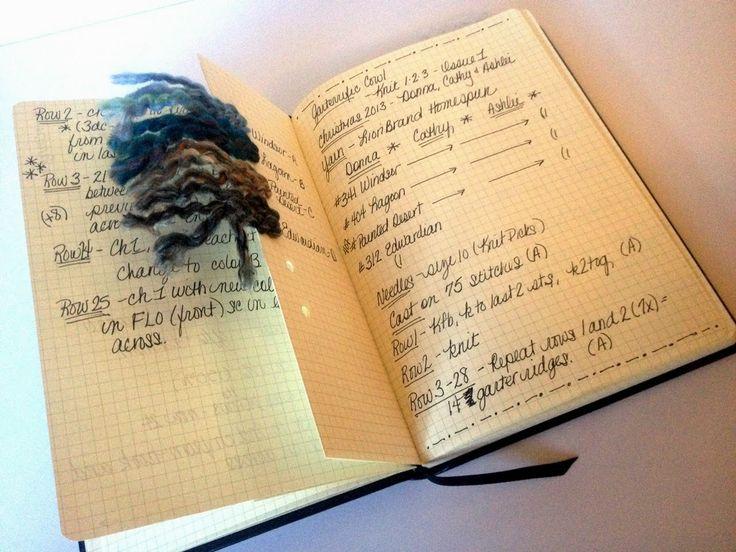 Knitting Journal Char Loving : Best fiber crafts journal notebook images on