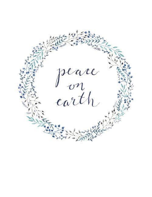 peace on earth//: