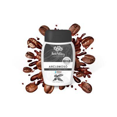 HerbArting kávés arclemosó: Szeretnéd, ha bőröd már kora reggel tökéletes fényében ragyogna? A HerbArting minden terméke ökológiai gazdálkozásból származó növényekből kézzel készül. A kávés arclemosó finom mandulaolajból, minőségi sheavajból, egészséges E-vitaminból és bőrpuhító panthenolból áll, melyet lágyan radírozó kávészemcsék tesznek teljessé.   0% mesterséges alapanyag 100% természetesség.