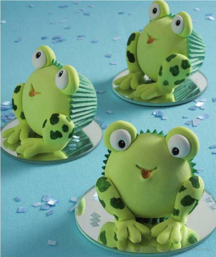 ISSUU - Marcela Capo cupcakes by Carmen Moreno