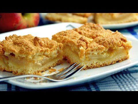 Kruche ciasto z jabłkami - Film kulinarny - Smaker.pl