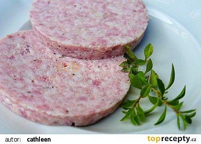 Bůčková mozaika se sýrem recept - TopRecepty.cz