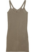 Shop on-sale Rick Owens Lilies Jersey tank . Browse other discount designer tops & more on The Most Fashionable Fashion Outlet, THE OUTNET.COM.