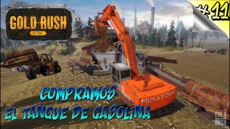 Gold Rush: The Game #11 - Compramos el Deposito Grande y Sacamos Oro - E...