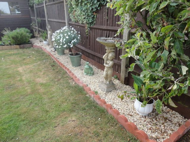 8 best customer photos cotswold chippings images on pinterest cotswold chippings 20mm used in decorative border workwithnaturefo