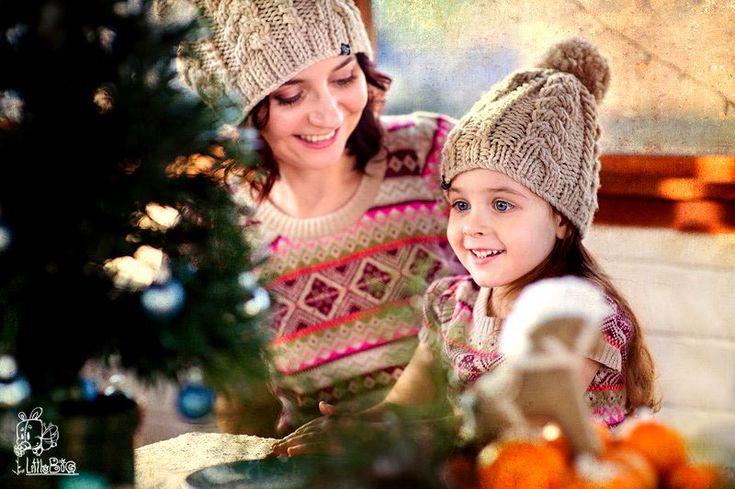 рождественская сказка для мамы и дочки