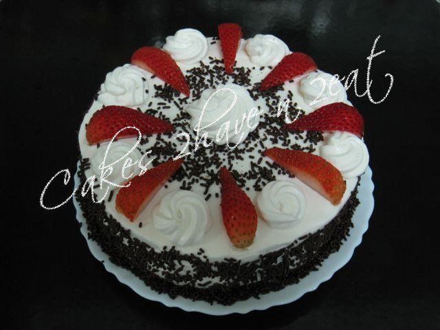 CLACK FOREST CAKE