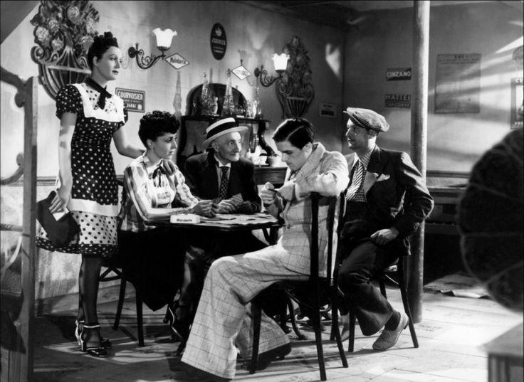 dans « Fric-Frac » de Claude Autant-Lara, 1939