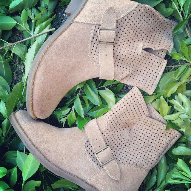 Boho suede boots. Vaquetillas. Made in Spain. www.pasionshoes.com.au