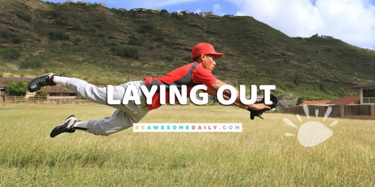 Laying Out by Chrissanne Long -  How good are you at living in the moment? Staying present isnt always easy especially in the fast-paced world were living in. Theres so much happening and we have to make sure were keeping up not falling behind. Were accountable to so many different people we find it hard to stay 100% focused on the present moment and the goal athand.  I was at my niece Annes softball tournament recently when she was playing center field. Her team had fought their way back…