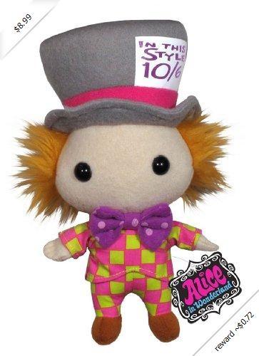 Alice in Wonderland: Mad Hatter Plush