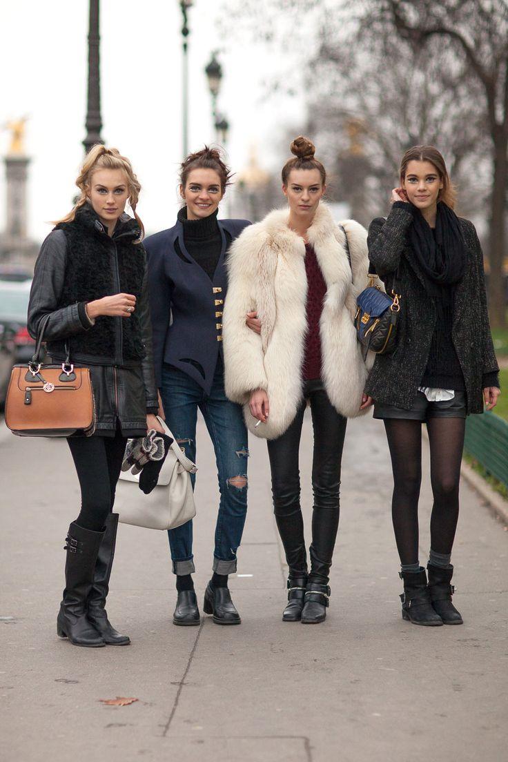 Off Duty Models | Paris