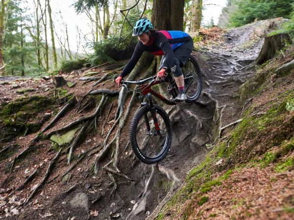 Bikeradar Names Intrigue Advanced Women S Trail Bike Of The Year