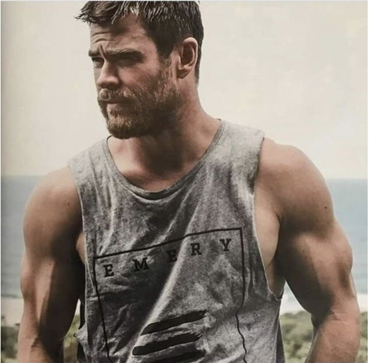 Chris Hemsworth - A god amongst mortals.