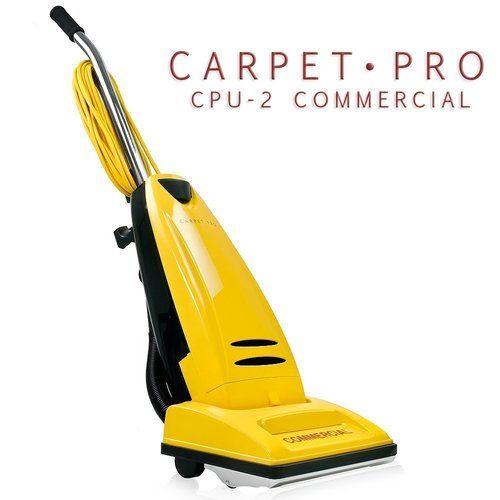 Carpet Pro Commercial Cpu 2 Upright Vacuum Cleaner Vacuum Cleaner Reviews Vacuum Cleaner Upright Vacuums