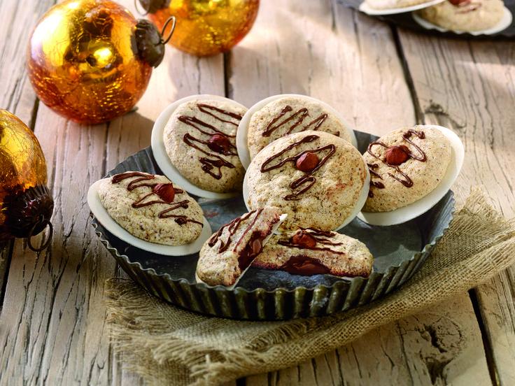 haselnussmakronen mit nutella � von nutella chefkoch