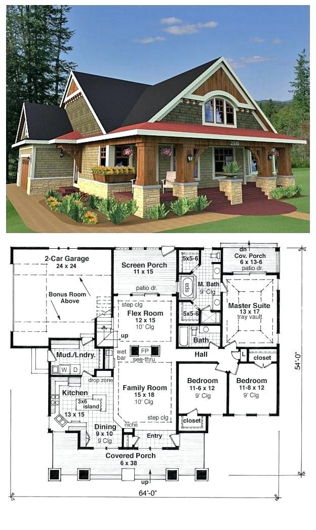 Free Home Plans Canada Craftsman House Plans Cottage House Plans Bungalow Style