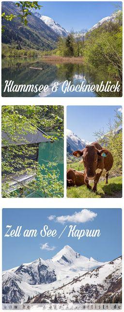 Klammsee - Glocknerblick   Wandern Zell am See – Kaprun