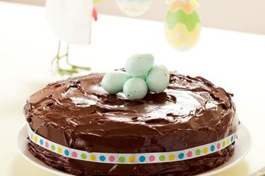 Chocolate yoghurt cake recipe, NZ Woman's Weekly – The chocolate yoghurt cake is a fabulous dessert option for an Easter dinner or for any other time of the year when you need a chocolate lift. – foodhub.co.nz