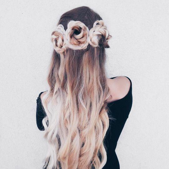 hair inspo tumblr - HD1280×1274