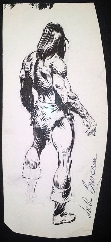 Art by John Buscema* • Blog/Info | (https://en.wikipedia.org/wiki/John_Buscema)   ★ || CHARACTER DESIGN REFERENCES™ (https://www.facebook.com/CharacterDesignReferences & https://www.pinterest.com/characterdesigh) • Love Character Design? Join the #CDChallenge (link→ https://www.facebook.com/groups/CharacterDesignChallenge) Share your unique vision of a theme, promote your art in a community of over 50.000 artists! || ★