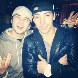 Mikey Bolts and Josh Leyva <3