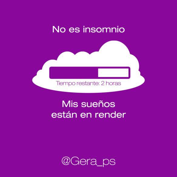No Es #Insomnio