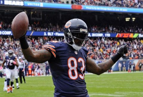 Rumors Abound About Martellus Bennett and the Packers -- How would you like to see Chicago Bears tight end Martellus Bennett lining up with the Green Bay Packers? Rumor has it, that's a possibility.