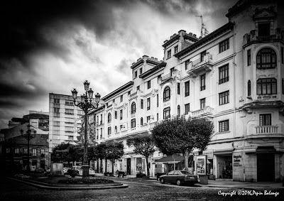 Su libreta rosa: Torrelavega, centro de la ciudad