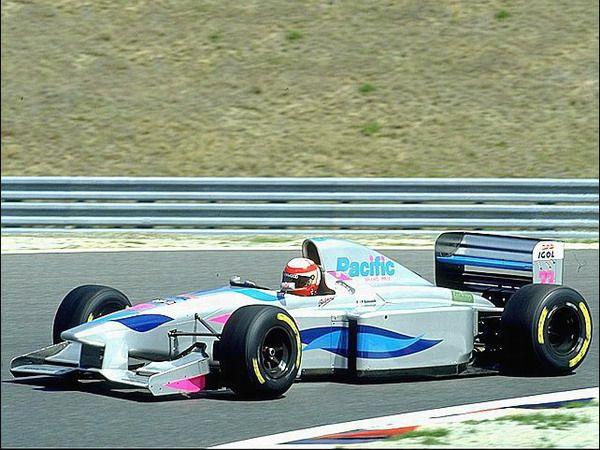 Paul Belmondo Pacific Pacific GP