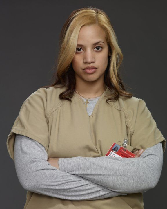 "Dascha Polanco as Dayanara ""Daya"" Diaz ~ Orange Is the New Black (TV"