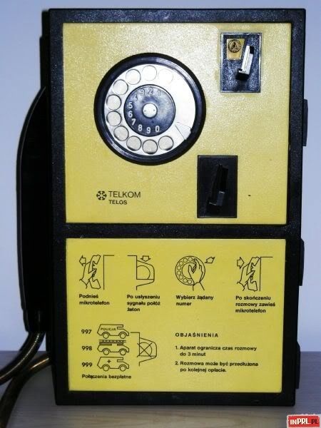 Telefon publiczny