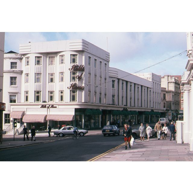 Hills of Hove Western Road 1982 currently Starbucks