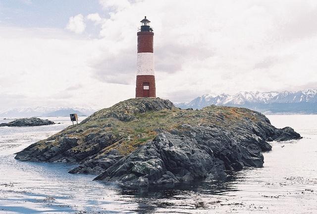 Les Éclaireurs, Ushuaia