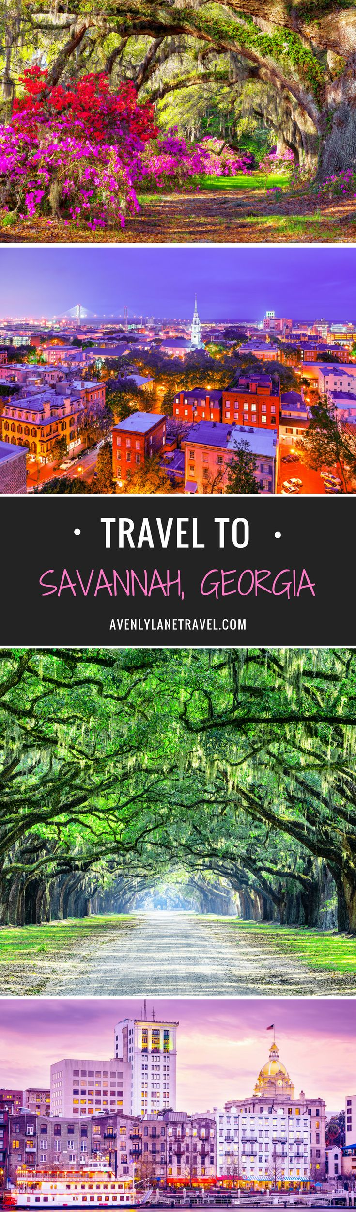 Even though Savannah is a Southern tourist hot spot, it unfortunately doesn't seem to get as much attention as New Orleans. When you picture the antebellum South, Savannah is exactly what should pop into your head. Click through to read some of the best things to do in Savannah, Georgia!