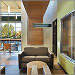 Falls Gateway Building, Spokane Falls Community College, Spokane, Washington - NAC Architecture: Architects in Seattle & Spokane, Washington, Los Angeles, California