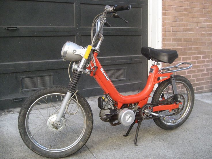 1979 Benelli G2 Moped
