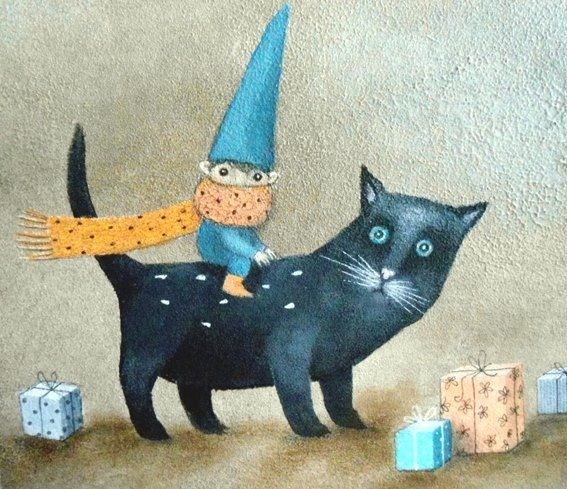 :: Sweet Illustrated Storytime :: Illustration by Catherine Zarip